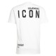 DSQUARED2 Tシャツ S79GC0025 S23009 WHITE
