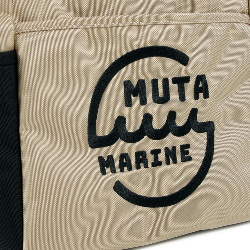 muta MARINE トートバッグ Mini Size MMMK-211037 BEIGE