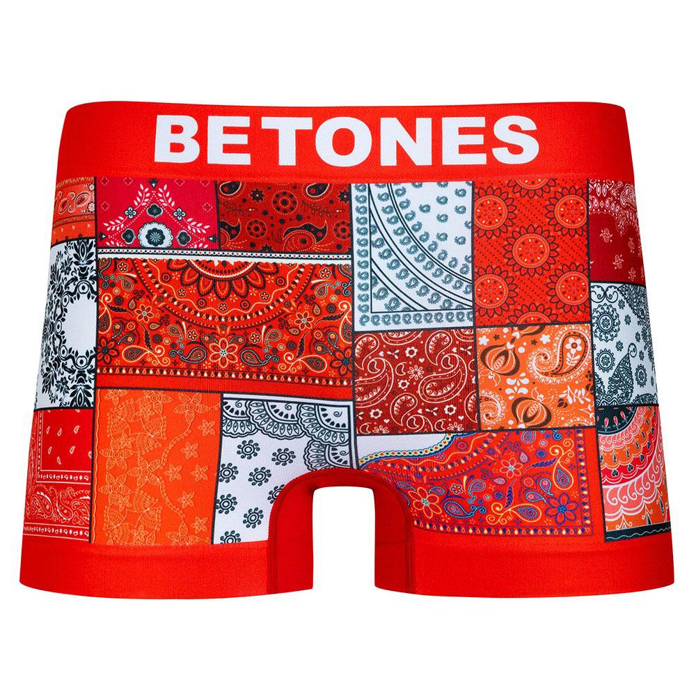 BETONES ボクサーパンツ BANDANA-BAN001 RED