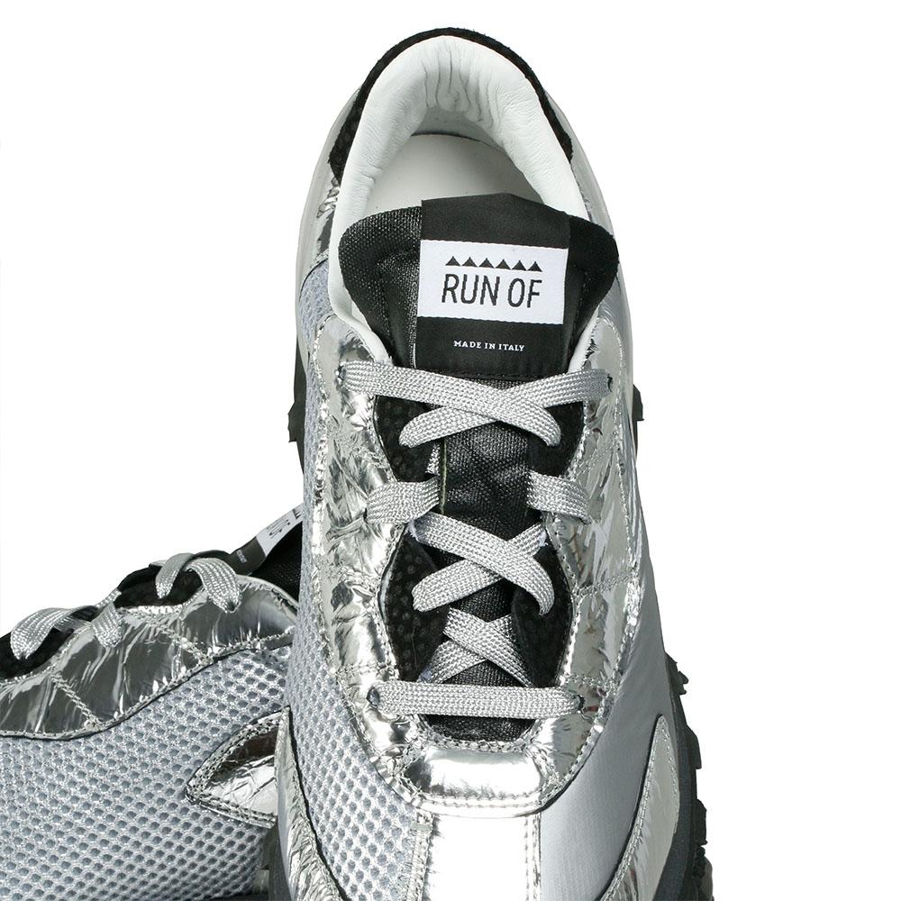 RUN OF スニーカー Silver Run RUN2119 SILVER
