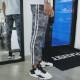 RESOUND CLOTHING パンツ Blind LINE PT BASIC-ST-008 GREYxCAMOxWHITE