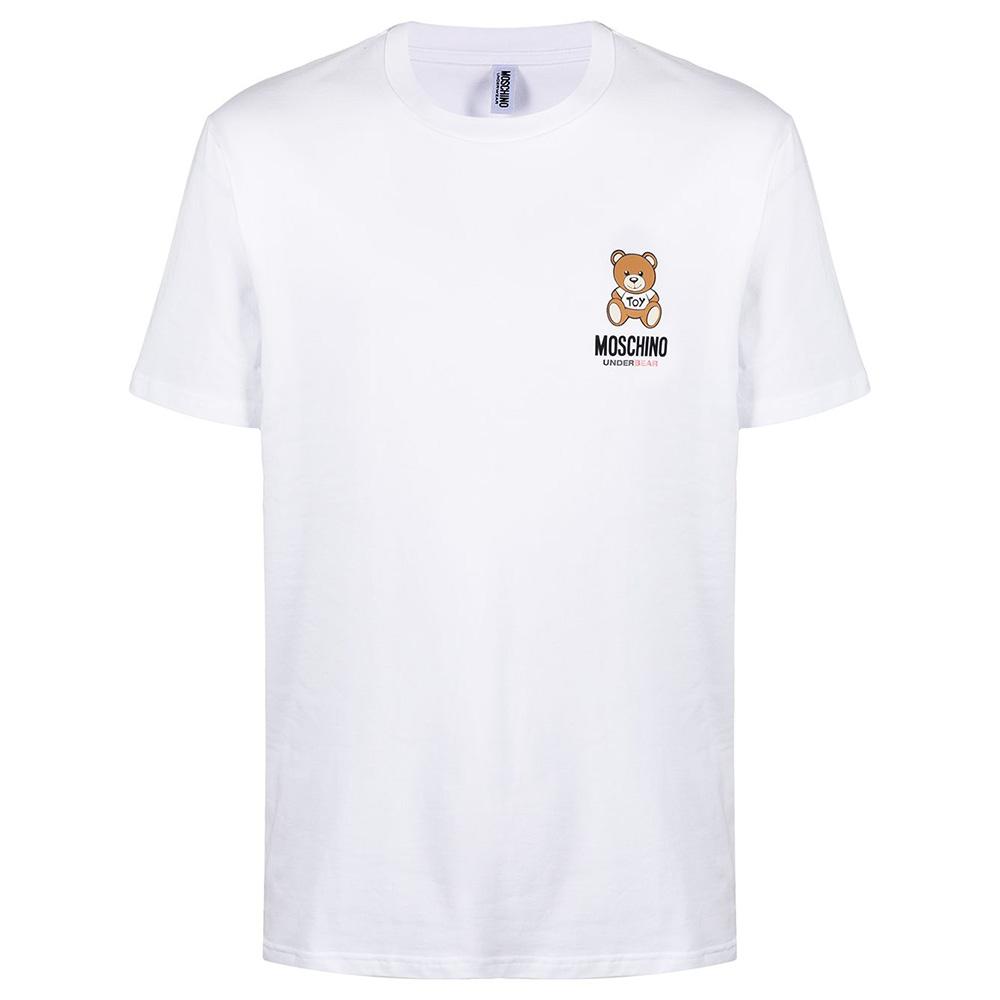 MOSCHINO UNDERWEAR Tシャツ 192481210001 WHITE