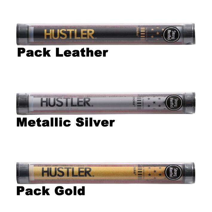 HONEYSMOKE E-Hookah ハニースモーク HUSTLER ハスラー 電子タバコ ストロングメンソール Metallic Silver