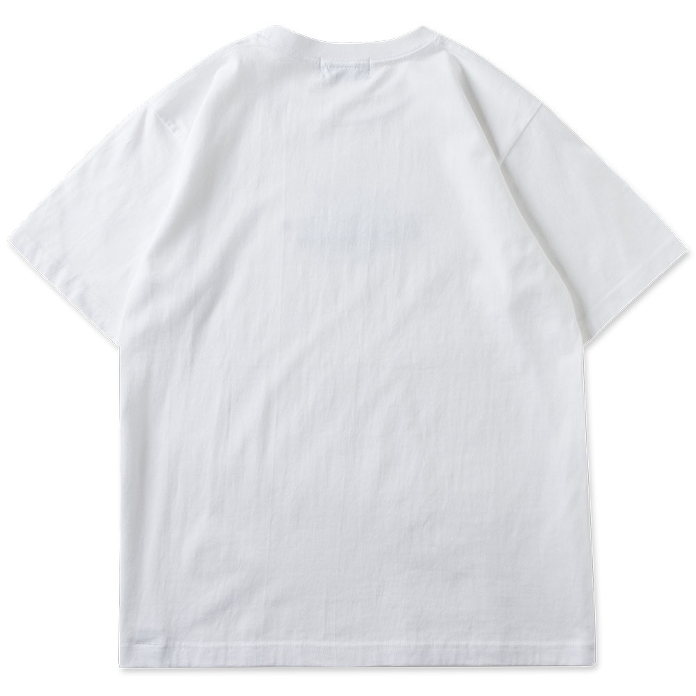 BANDEL バンデル Tシャツ S/S T Botanical Embroidery Logo BAN-T019 White