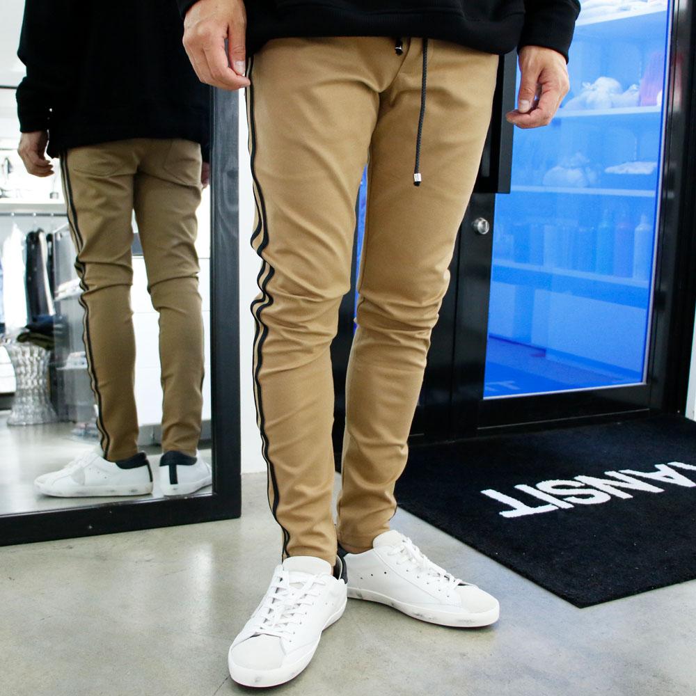 【予約】 RESOUND CLOTHING パンツ Blind LINE PT BASIC-ST-008 BEIGE