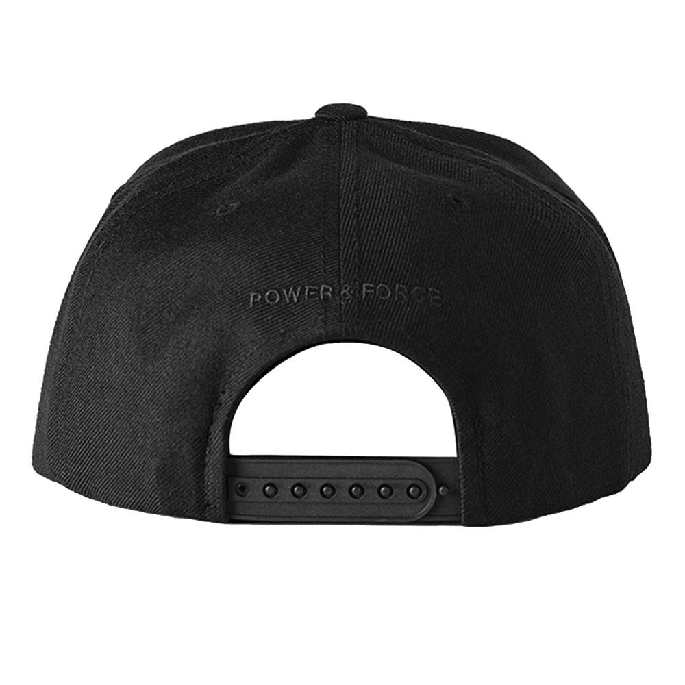 BANDEL キャップ Cap BOX LOGO CP008 BlackxBlack