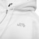 STAMPD フーディー Stacked Logo Zip Up Hoodie SLA-M2152HD WHITE