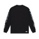 STAMPD ロンT Cool It Longsleeve SLA-M2343LT BLACK