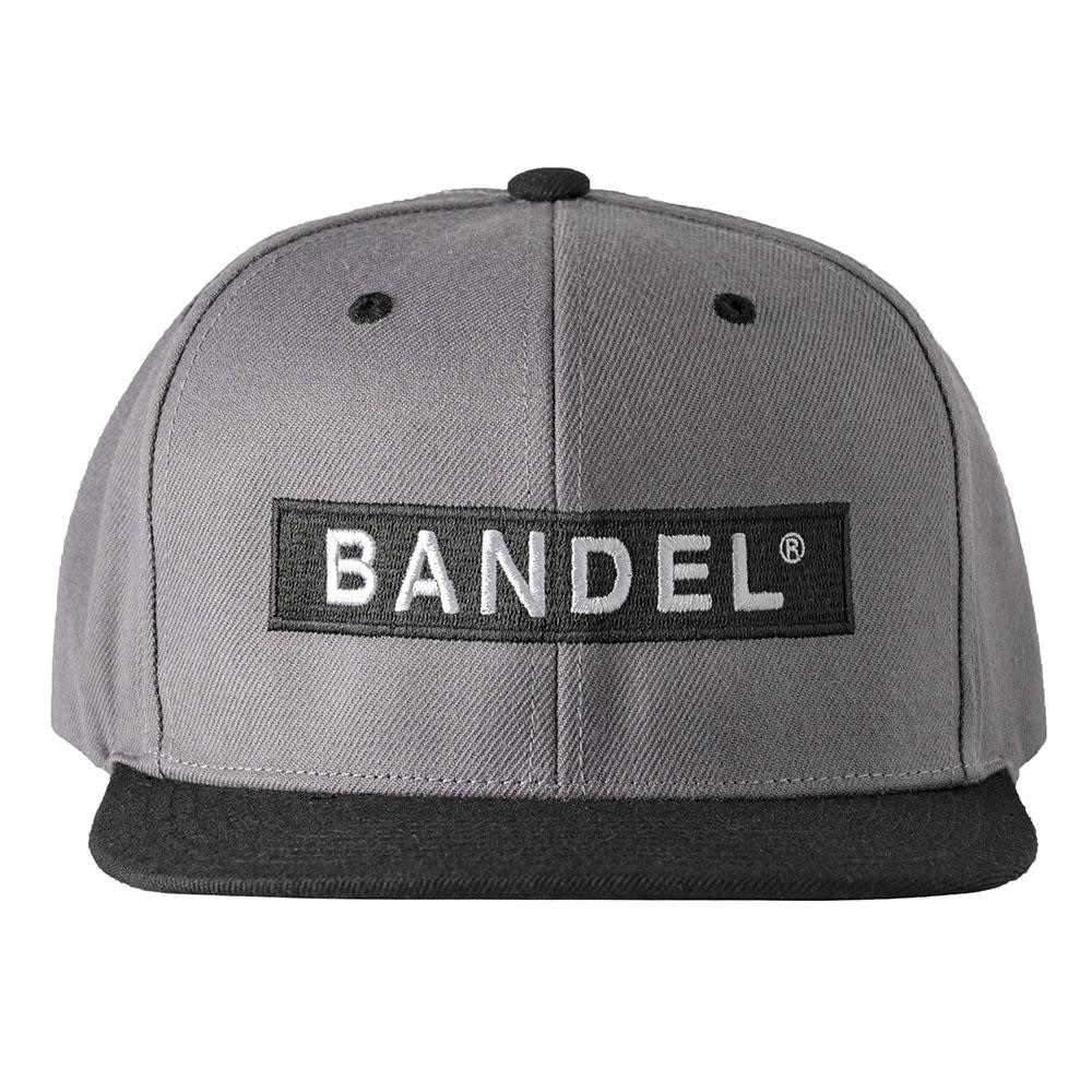 BANDEL キャップ Cap BOX LOGO CP009 GreyxBlack
