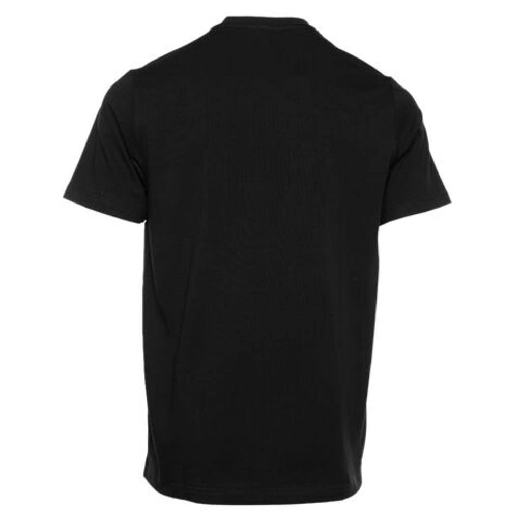 BALR. Tシャツ CHALK STRAIGHT T-SHIRT B10363 BLACK