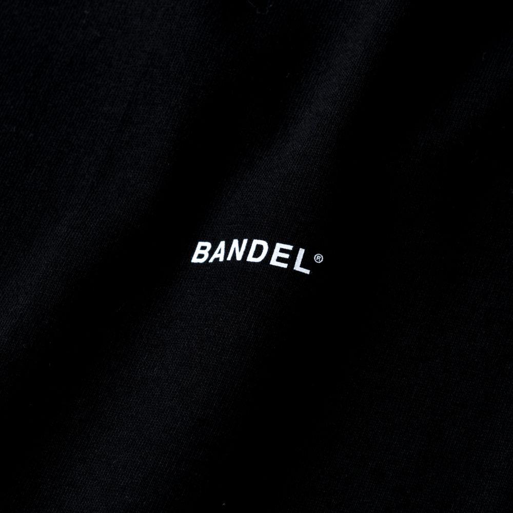 BANDEL ロンT GHOST Concept Note BAN-LT022 Black×NeonPink