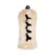 muta MARINE GOLF ムータ ユーティリティ用ヘッドカバー WAVE FUR  MGBC-191008/UT BLACK WHITE BEIGE PINK