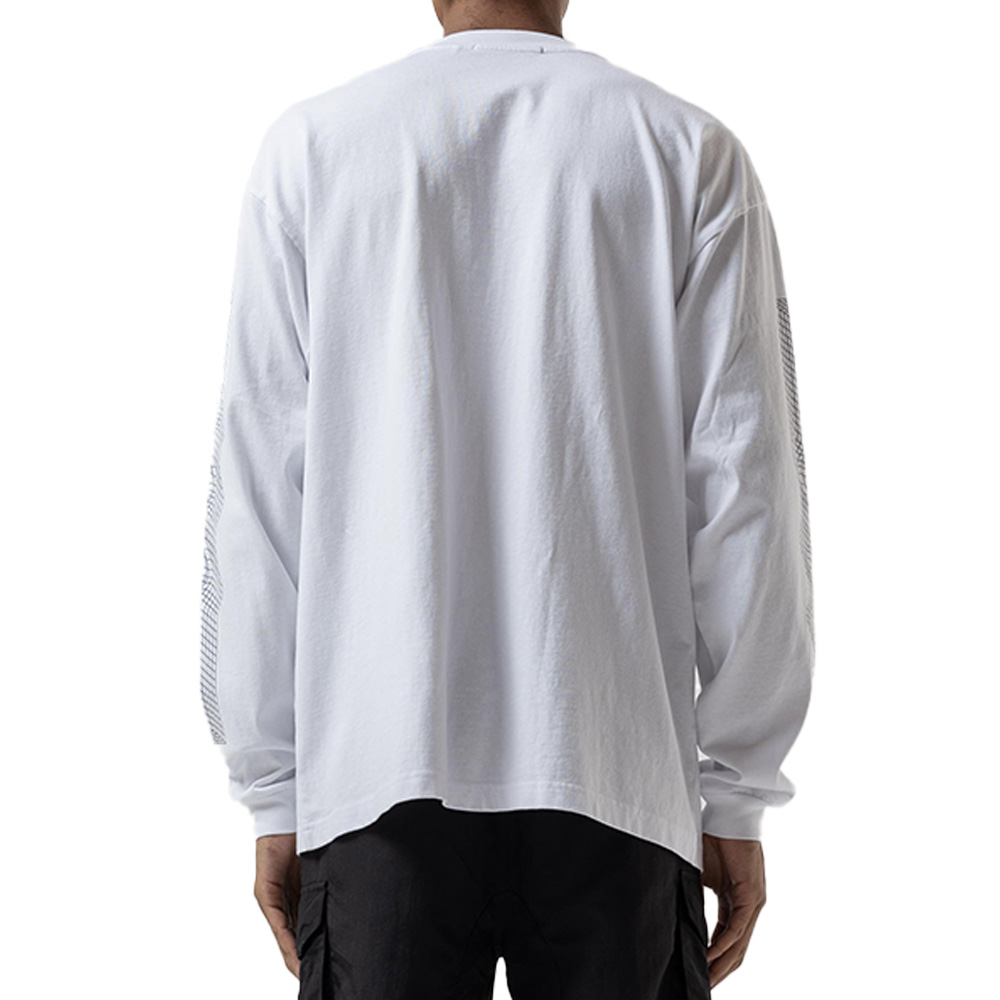 STAMPD ロンT Love Wave LS Tee S-M2612LT WHITE