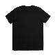 muta MARINE Tシャツ 手書きWAVE ペイント MMJC-434094  BLACK