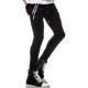 RESOUND CLOTHING パンツ EDGE PT RC19-ST-014 BLACKxWHITE