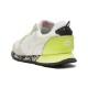 W6YZ スニーカー JET-M 03-1N40 WHITE-FLUO YELLOW