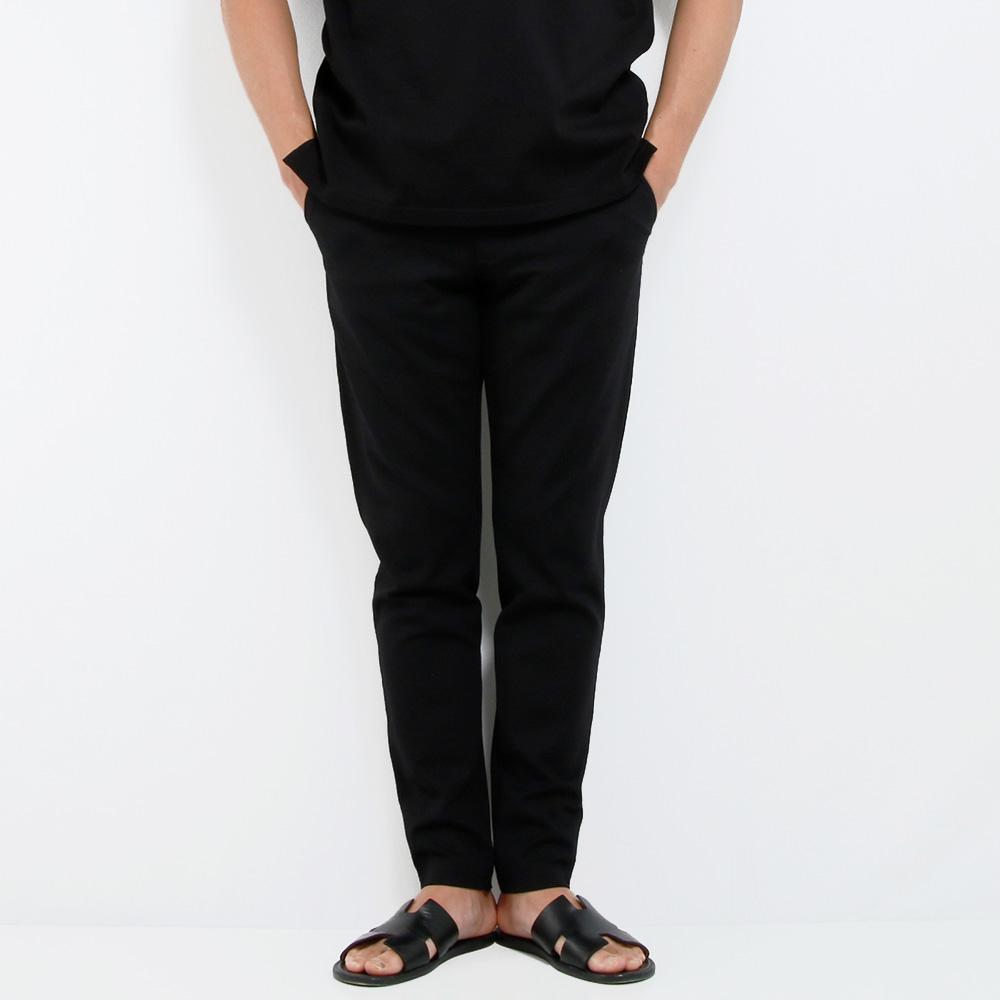 RESOUND CLOTHING パンツ CHRIS EASY PANTS RC20-ST-016 BLACK