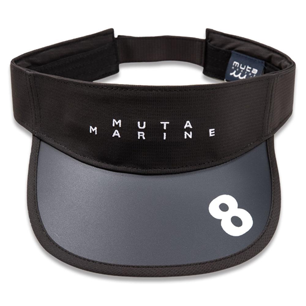 muta MARINE 8バイザー  MMAV-622044 BLACK