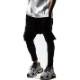 RESOUND CLOTHINGリサウンドクロージング LYO sweat saruel halfPT サルエルハーフパンツ RC12-HP-011