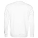 BALR. スウェット BALR. PATCH STRAIGHT CREW NECK WHITE
