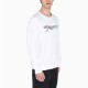 GIVENCHY スウェット SWEATSHIRT BMJ03C30AF WHITE