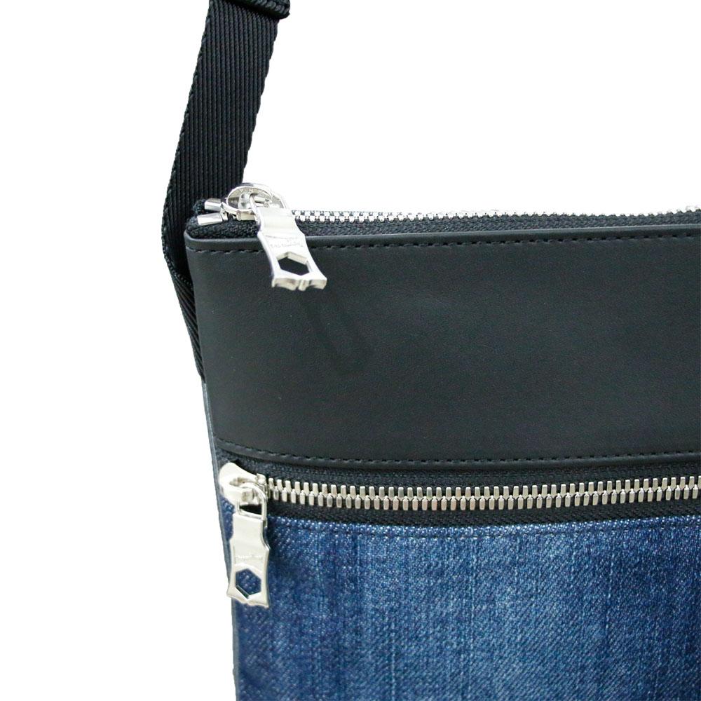 RESOUND CLOTHING サコッシュ Sacoche RC18-BAG-003 BLACKxINDIGO