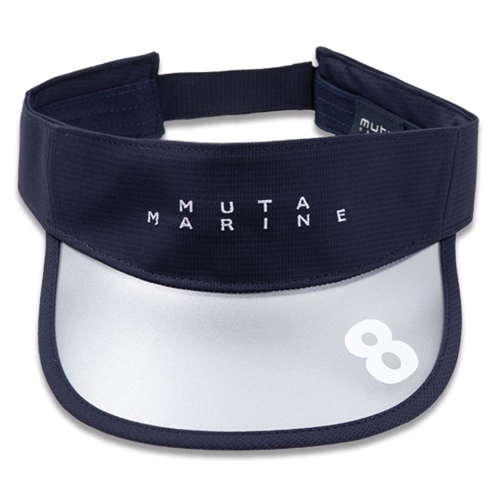 muta MARINE 8バイザー  MMAV-622044 NAVY