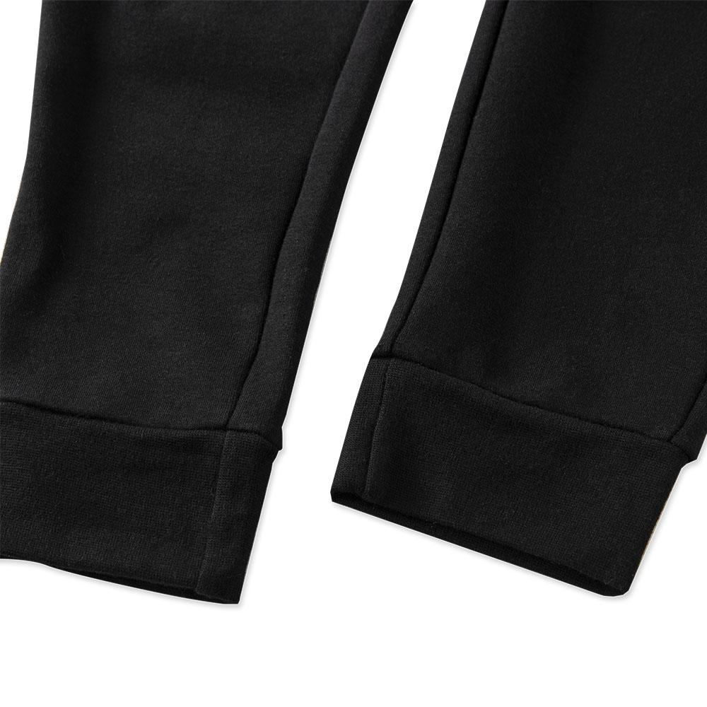 BANDEL バンデル ジョガーパンツ Spec Side Print BAN-JP006 Black