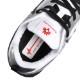 W6YZ スニーカー FLY-M LIMITED 04-1N02 WHITExSILVERxBLACK