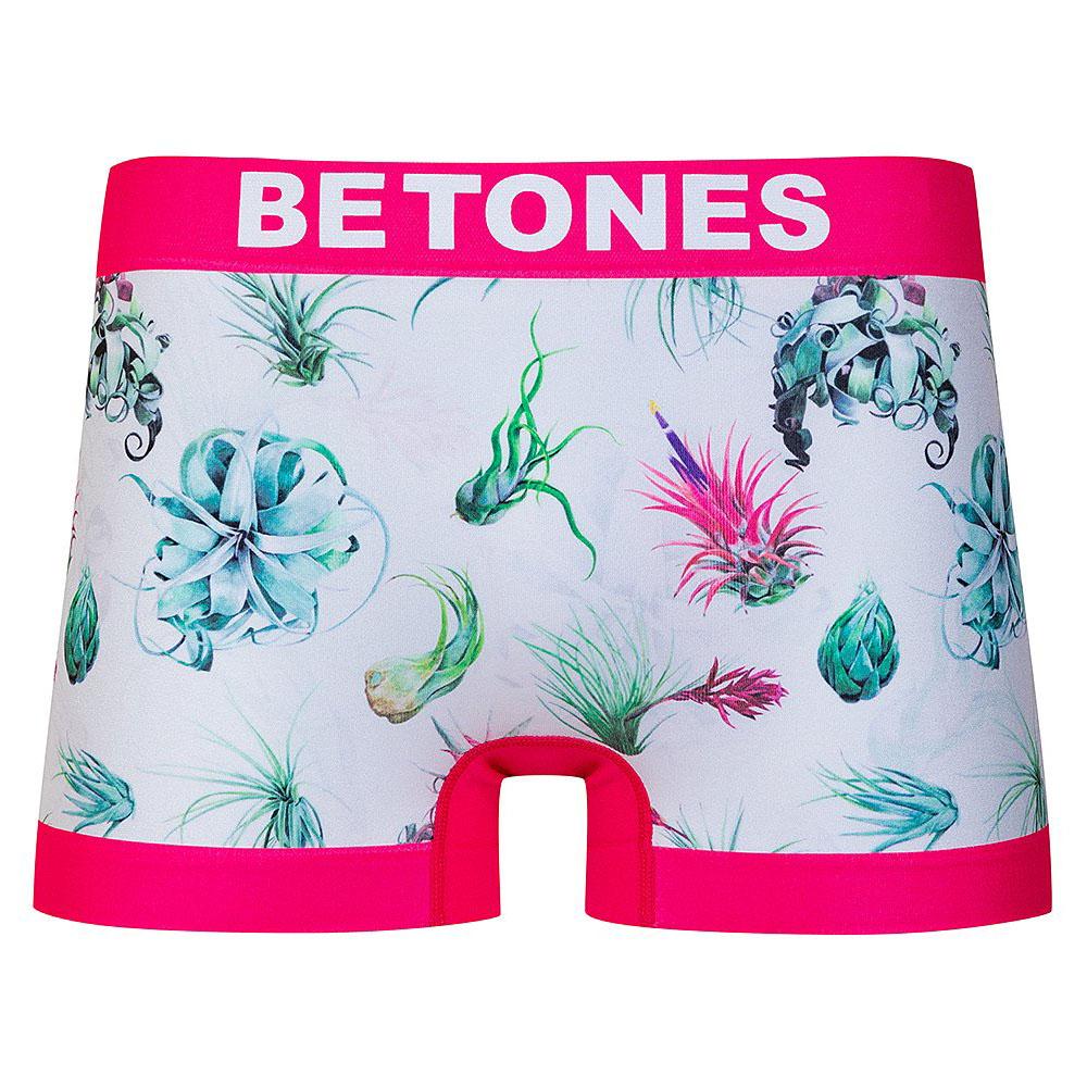 BETONES ボクサーパンツ BOTANICAL-NICA001 PINK