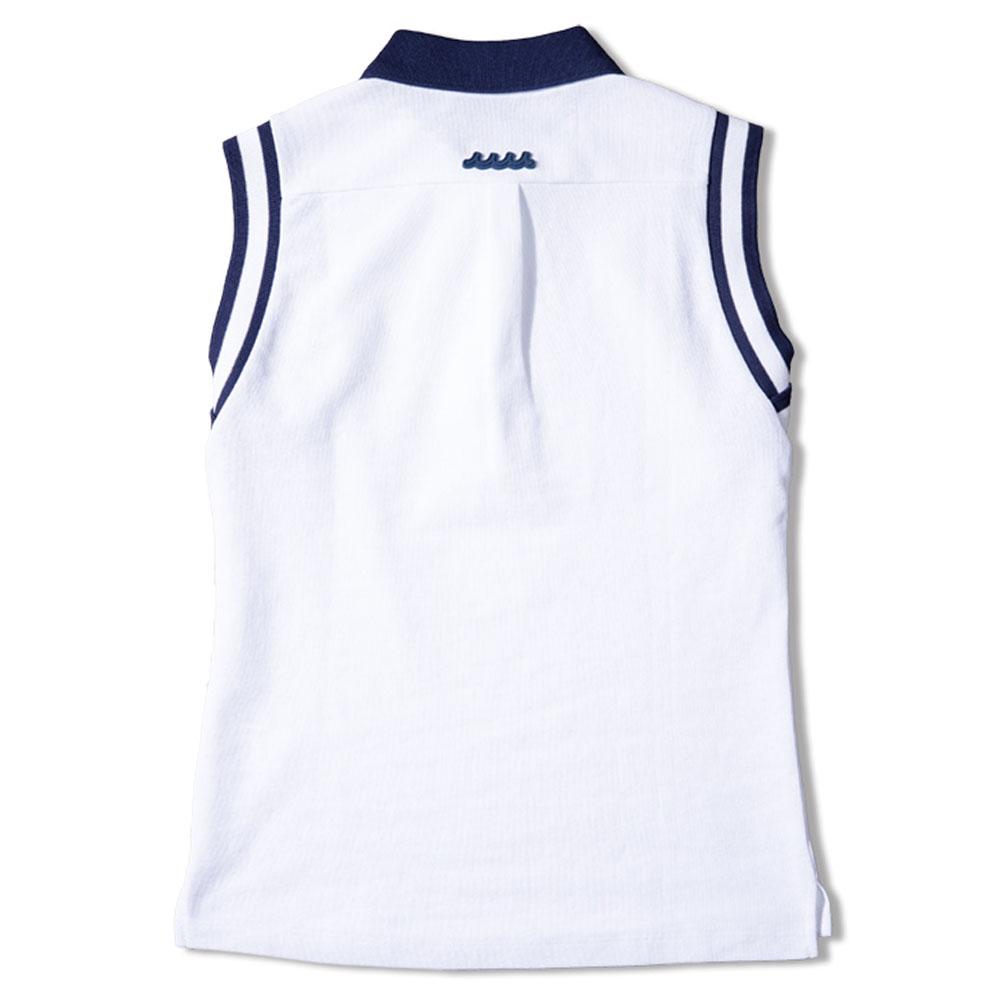 muta MARINE ポロシャツ MMBC-200831 WHITE