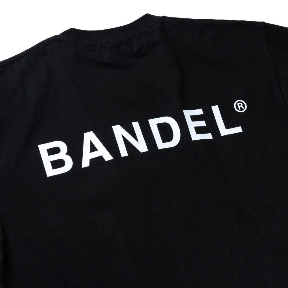 BANDEL ロンT Color Benefit BAN-LT023【CHILL】Black×NeonYellow