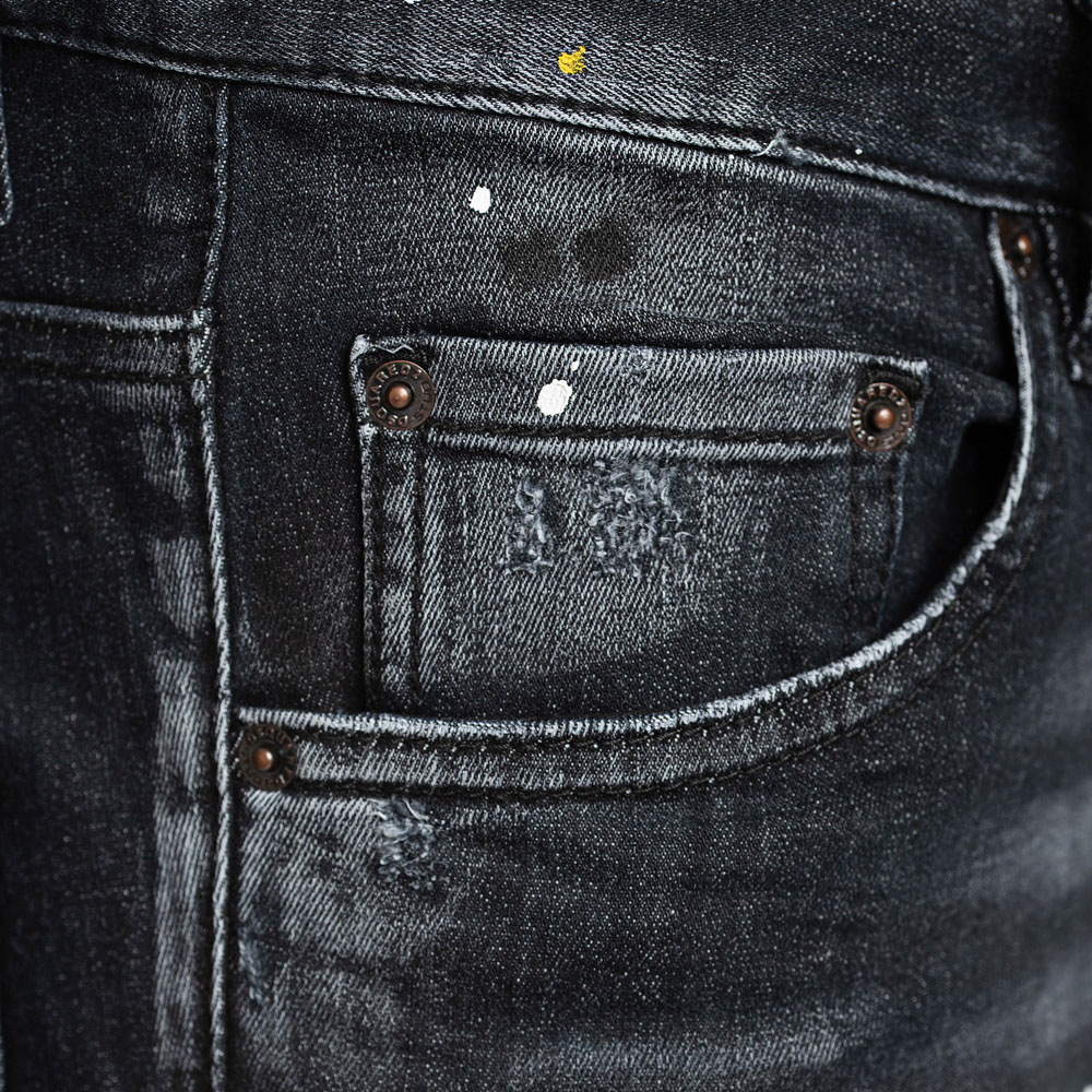 DSQUARED2 デニム Skater Jean S71LB0912 S30503 BLACK
