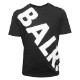 BALR. キッズTシャツ TILTED LOGO T-SHIRT B10218 BLACK