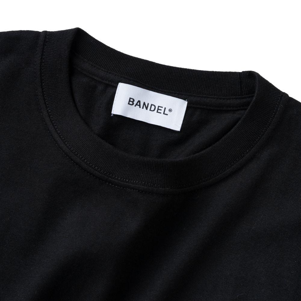BANDEL ロンT Color Benefit BAN-LT023【HEALTH】Black×NeonGreen
