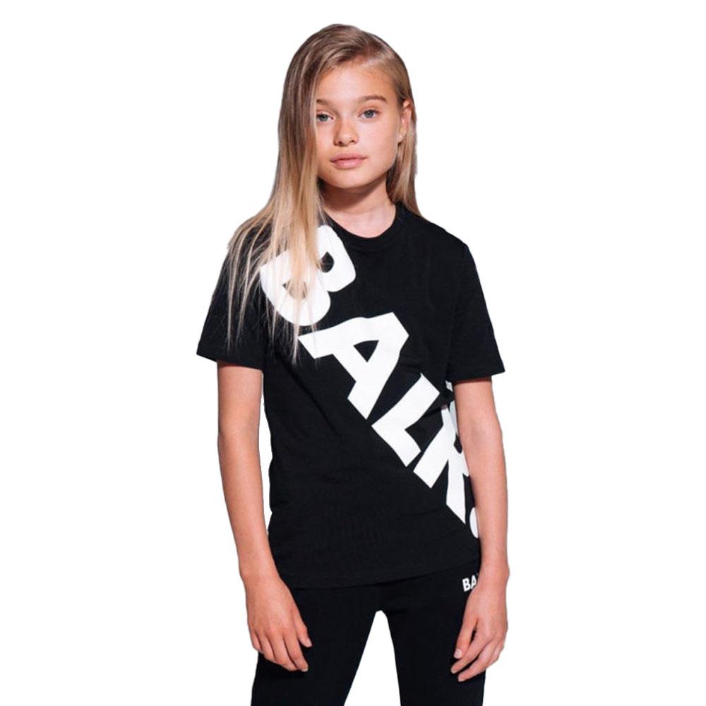 BALR. キッズTシャツ TILTED LOGO T-SHIRT B10218 WHITE