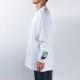 BANDEL ロンT Color Benefit BAN-LT023【HEALTH】White×NeonGreen