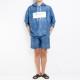 RESOUND CLOTHING ラッシュショーツ RUSH SHORTS RC20-HP-002 DARK INDIGO
