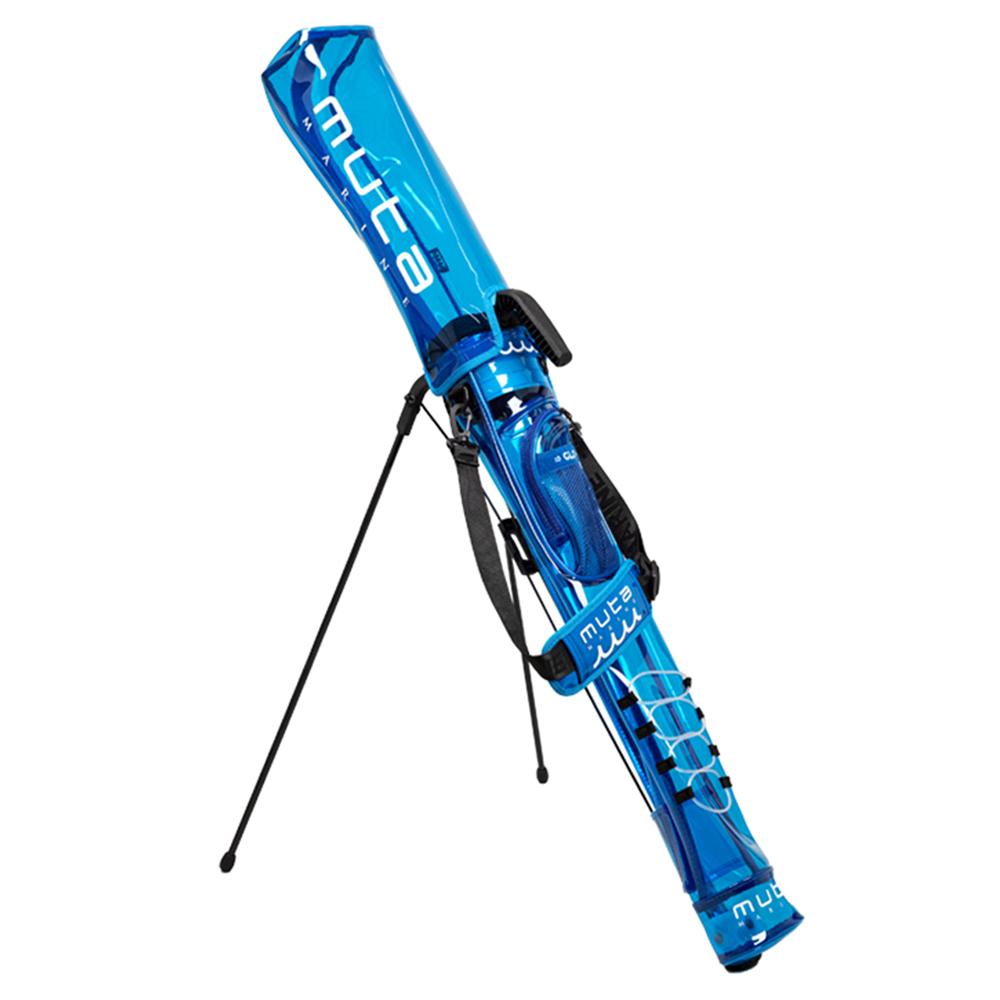 muta MARINE GOLF セルフスタンドクラブケース MMBC-200846 BLUE