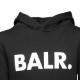 BALR. キッズフーディー BRAND HOODIE B10210 BLACK