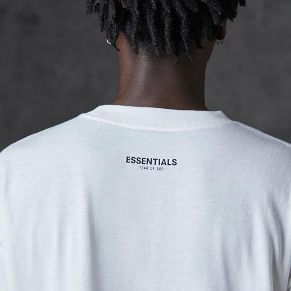 FOG ESSENTIALS Tシャツ WHITE