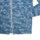 【セットアップ購入でサンダルプレゼント】LEON レオン 9月号掲載アイテム RESOUND CLOTHINGリサウンドクロージングDENIM RUSH SET UP デニムラッシュガードセットアップ CAMOUFLAGE RC12-SET-001