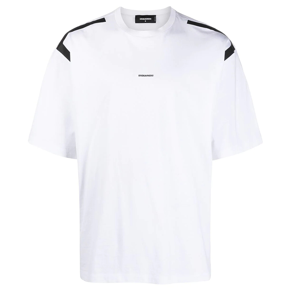 DSQUARED2 Tシャツ S74GD0779S23009 WHITE