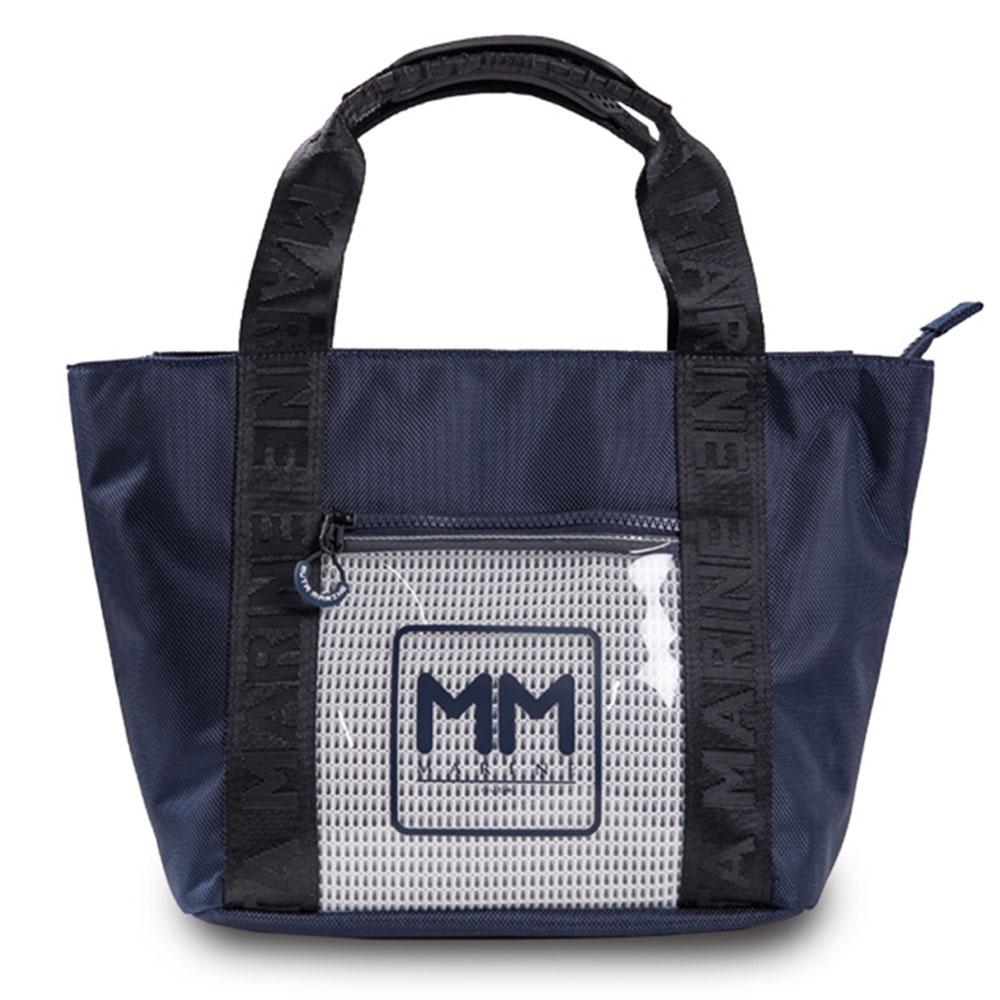 muta MARINE バッグ MM PVCポケットトートバッグ MMBC-200903 NAVY