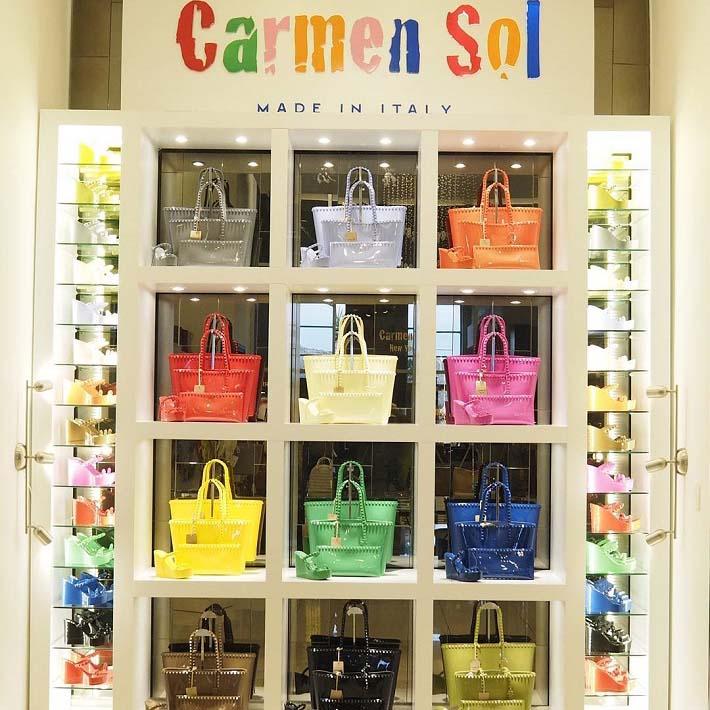 Carmen Sol カルメンソル ラージトート BAG