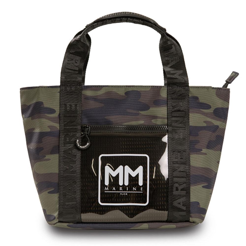muta MARINE バッグ MM PVCポケットトートバッグ MMBC-200903 CAMOUFLAGE