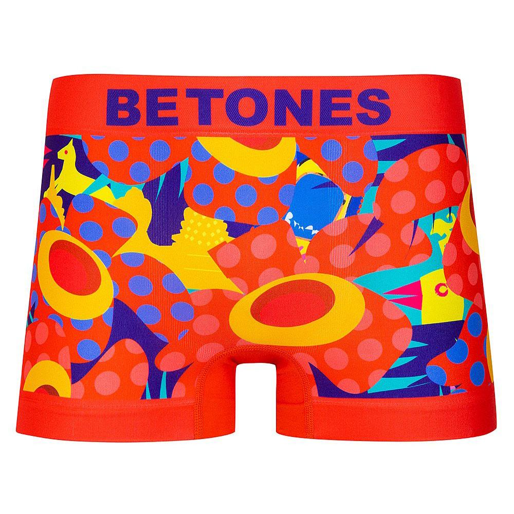 BETONES ボクサーパンツ ESSENCE-ESS001 RED