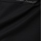 H.I.P. by SOLIDO ロンT SPARK NYLON PONTE MHSL20A0826-M BLACK