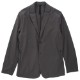 H.I.P. by SOLIDO ジャケット FETHER WEIGHT RE.TAFFETA JACKET MHSL21S0443-V CHARCOAL GREY
