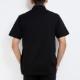 RESOUND CLOTHING ポロシャツ FLAG KANOKO POLO RC20-T-015 BLACK